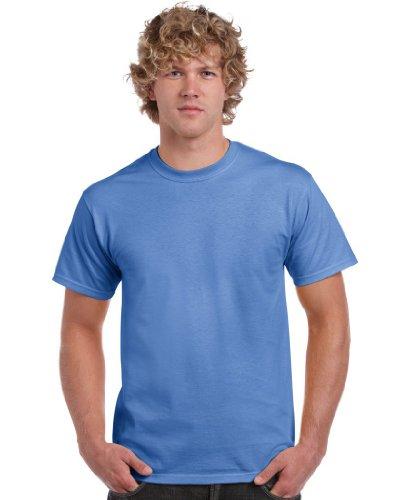 Gildan Heavy Cotton TM Adult T-Shirt L,Carolina Blau (Carolina Blau T Shirt)