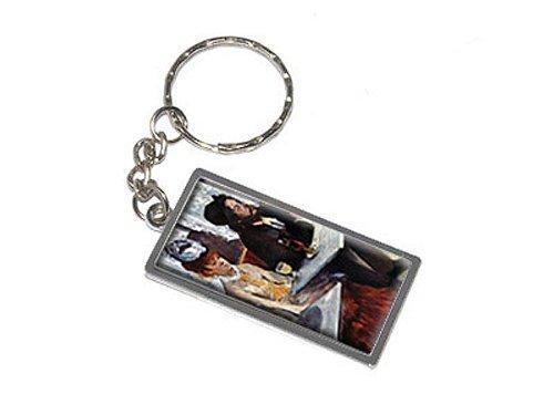 Preisvergleich Produktbild Absinthe von Degas Schlüsselanhänger Ring