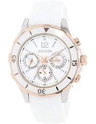 Sector Damen-Armbanduhr 250 Analog Quarz Plastik R3251161501