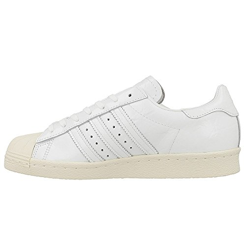 Adidas Superstar 80s W (BB2056) Bianco
