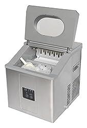Saro EB 15 Eiswürfelbereiter/15 kg/24 h/230 V/1 Ph/0,16 kW/3 Eiswürfelgrößen wählbar/Luftkühlung
