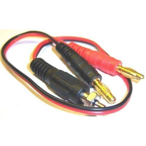 RC Glow Starter starten Ladekabel Banana Steckverbinder (Starten Terminal)