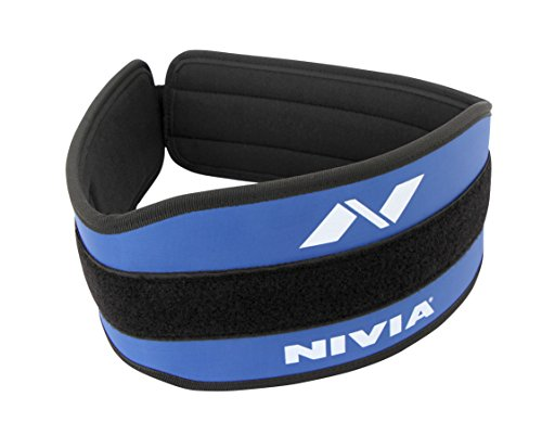Nivia Eva Gym Belt, 36-inch (Multicolor)