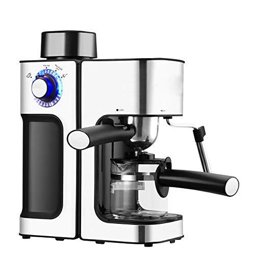 Kaffeemaschine- Präzisionsfilter Italienische leistungsstarke Wasserpumpe Kommerzieller Absauggriff...