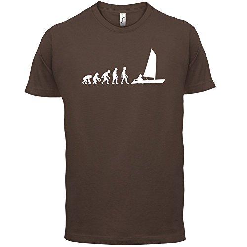 Dressdown Evolution of Man - Camiseta para Hombre