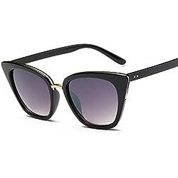 Aierwish Damen Neue Katzenauge Sonnenbrille Mit Brillenbox (7)
