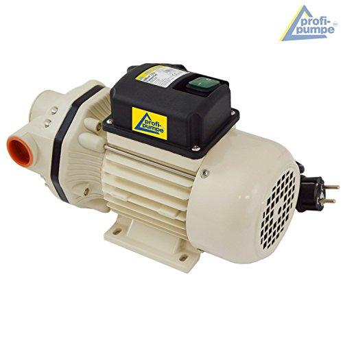 AdBlue® 230V – PUMPE AdBlue-PUMPENSET HARNSTOFF-PUMPE, mit Saug- und Druckschlauch, Zapf-Pistole und Zubehör, LEISTUNGSSTARKER ELEKTROMOTOR mit KUPFERWICKLUNG, JETZT MIT EXTRA-Ersparnis! Elektrische pumpe für DIESEL Fasspumpe - 2