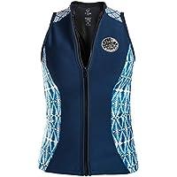 RIP CURL 2018 G Bomb 1mm Sleeveless Neoprene Vest Blue WVE6BW Sizes- -  Ladies 8 0db8e1b1706