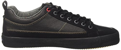 US Polo Association Stephen, Sneakers Basses Homme Noir