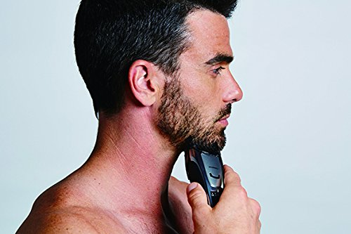 Panasonic ER-GB80 Wet and Dry Beard and Hair Trimmer with 3 Attachments