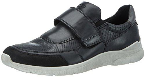 Ecco Herren Irondale Sneakers Schwarz (51707BLACK/BLACK)