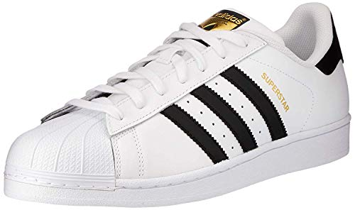 adidas Originals Superstar, Boys' Trainers, Multicolor  (Ftwwht/Cblack/Ftwwht), 5.5 UK