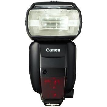 Canon Speedlite 600EX-RT (EOS Blitzgerät mit integriertem Funk-Auslöser, Leitzahl 60)