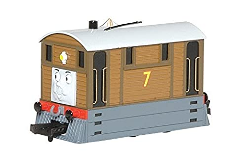 Bachmann Trains Thomas And Friends - Toby The Tram Engine With Moving Eyes by Bachmann Industries Inc.