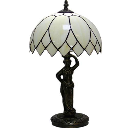 Tischleuchte Nachttischlampe Schreibtischleuchte Lampe, Retro kreative Beleuchtung, Oberteiltischlampen-Nachttischrestaurantbar-Lichtdekoration