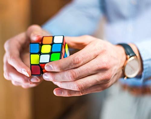 3×3 Zauberwürfel – Original Cubixs Speedcube – Typ Los Angeles – mit optimierten Dreheigenschaften für Speed-Cubing - 3