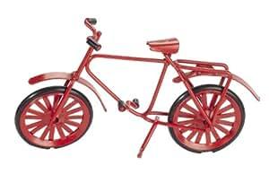 Miniatur-Fahrrad, ca. 9,5 cm x 6 cm