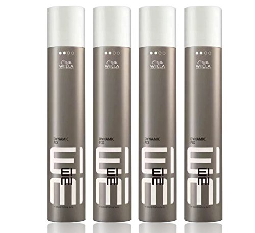 Wella Eimi Dynamic Fix 45 Sekunde Modelier Spray Set 4 x 500 ml Deutsche WareOVP