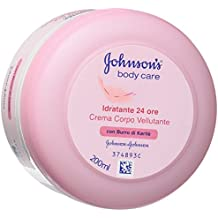 Johnson'S Crema Corpo Vellutante - 200 ml