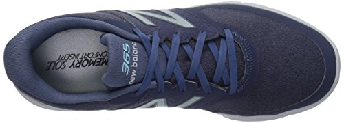 New Balance Womens WA365v1 Cush + Walking Shoe Blue/White