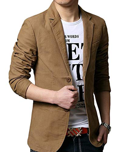 Zoom IMG-2 allthemen giacche da uomo casual