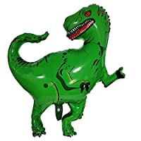 Party R Us Giant XXL Dinosaur, T Rex Large Dino, Dinosaur XXL T Rex Airwalk Foil Balloon (90cm or 35inch)