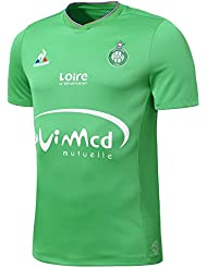 2015-2016 St Etienne Home Football Shirt