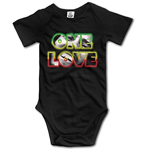 S5cms Legend Bob Marley One Love Baby Onesie Outfits Bob Marley-baby Onesies