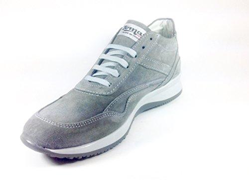 Tomax , Chaussures de ville à lacets pour homme Multicolore multicolore 40 Gris
