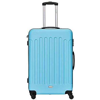 Packenger-Reisekofferset-Travelstar-3-teilig-M-L-XL-Koffer-mit-Zahlenschloss-Hartschalenkoffer-ABS-Robuster-Trolley-Reisekoffer