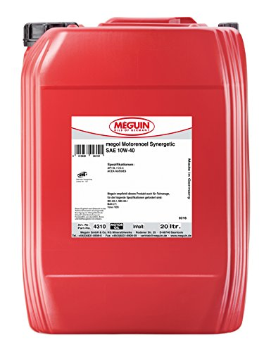 Meguin Synergetic 10W40 20 Liter