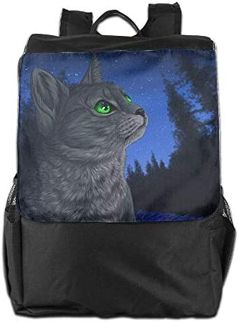 Unisex Cats Painting Art Night Animals Print Custom Casual Casual Casual School Bag Backpack Multipurpose Travel ypack | Fashionable  | Ottima classificazione  | Chiama prima  1c9d77