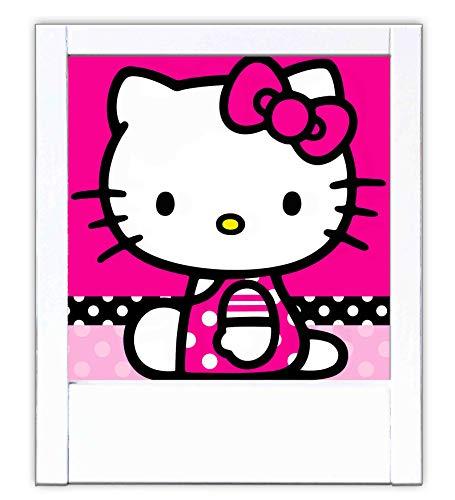 Lampe weiß Hello Kitty (Für Kitty Lampen Schlafzimmer Hello)