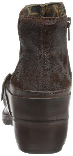 Fly London  MONT, Bottes et bottines cowboy femme Gris - Gris