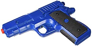 Gohner - Pistola de juguete policía (46/ 6), Azul