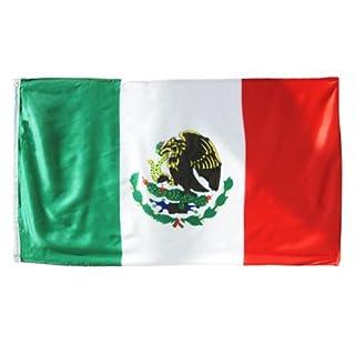 Länder Fahne 90 x 150 cm Abasonic® (Mexiko)