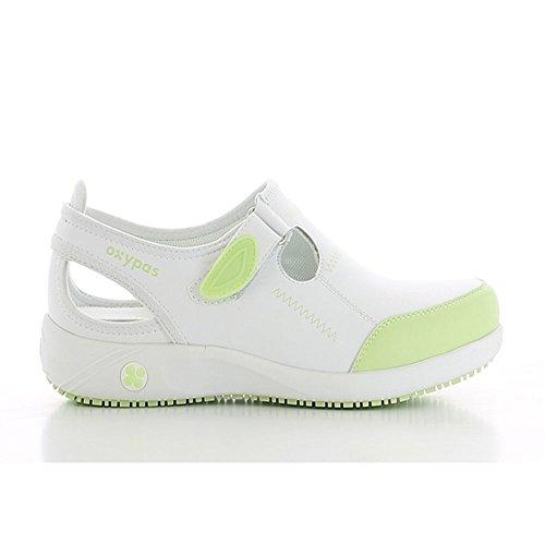 OXYPAS Lilia, chaussures sécurité femme Green (Lgn- Light Green)