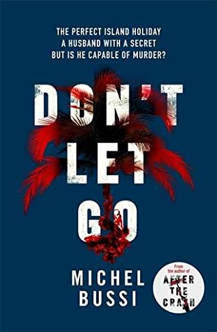 book cover of Don\'t Let Go