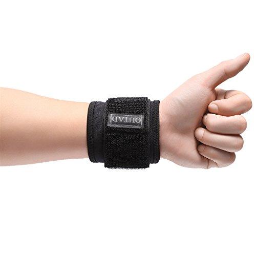 Wrist Wraps, Leshp – Wraps