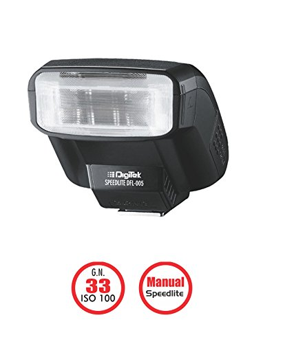 Digitek DFL-005 Electronic Flash Speedlite