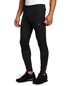 New Balance Men's Sports Leggings black black Size:XS