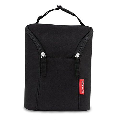 & Go double bottle bag, schwarz (Car-hop-mädchen)
