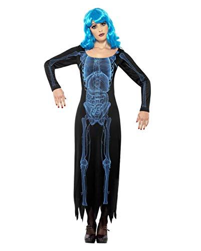 Horror-Shop X-Ray Damen Kostüm - X Ray Kostüm