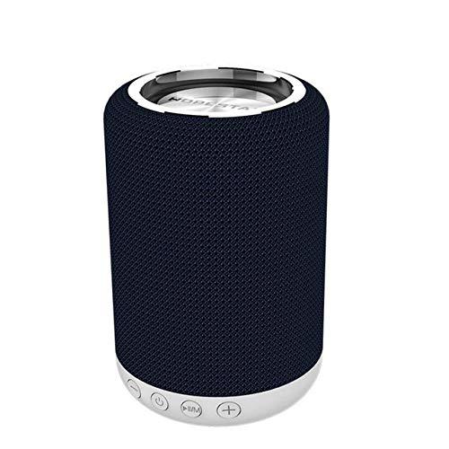 Haut-Parleur Bluetooth qiyanPortable Intelligent Extérieur Haut-Parleur Bluetooth Multifonctionnel Étanche Effet Basse Stéréo Bluetooth Haut-Parleur AI Haut-parleurs Violet