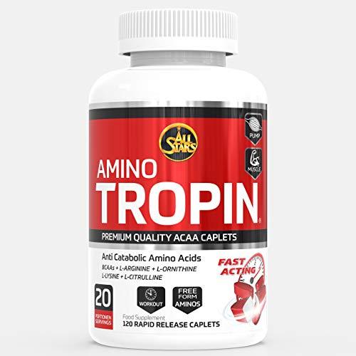 Release 60 Tabletten (All Stars Aminotropin - Caplets á 2500 mg, 120 Caplets, 300 grams)