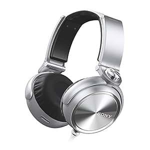 Sony Premium casque MDR-XB910S argent