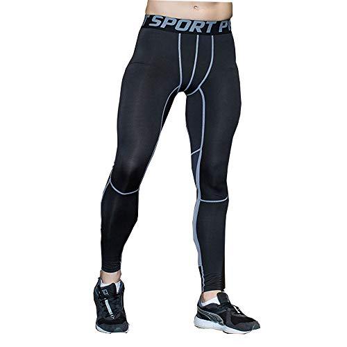 UrChoiceLtd® 2017 GYM QX Hombre Correr Deportes Pantalones