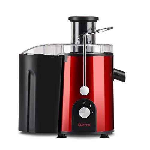 Girmi CE26 Centrifuga, 400 W, Rosso