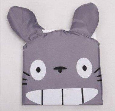 ERGEOB® Studio Ghibli My Neighbor Totoro Gray Apron Küche Schuerze Home Wear Cosplay - 4
