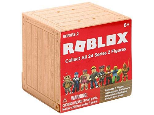 Roblox - Figura con Carta con Codigo Exclusivo (Giochi...